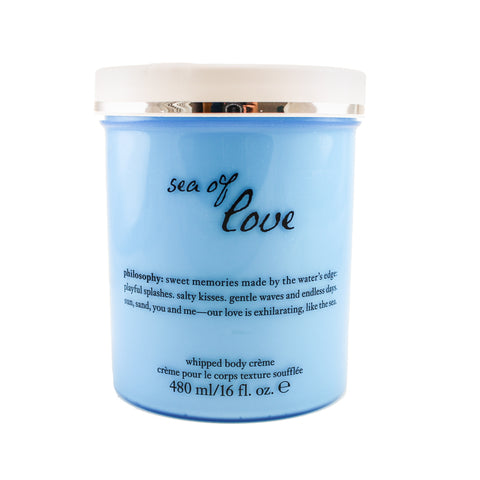 SL16 - Sea Of Love Body Crème for Women - 16 oz / 480 g