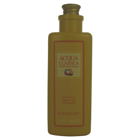 ACQ16M - ACQUA CLASSICA BORSARI PARMA Shower Gel for Men - 6.8 oz / 200 ml