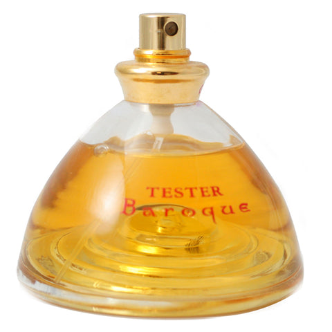 BRU25 - Baroque Eau De Toilette for Women - Spray - 3.4 oz / 100 ml - Tester
