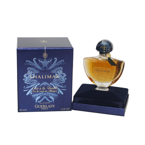 SHV16 - Shalimar Ode A La Vanille Eau De Parfum for Women - Spray - 1.6 oz / 50 ml