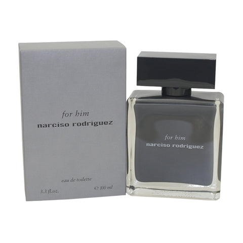 NAR25M - Narciso Rodriguez Eau De Toilette for Men - 3.3 oz / 100 ml Spray