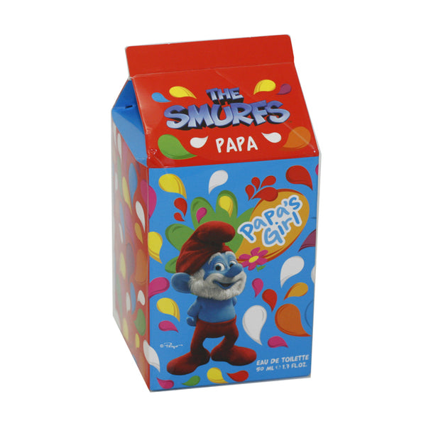 SMR14 - The Smurfs Papa Eau De Toilette for Men - 1.7 oz / 50 ml Spray