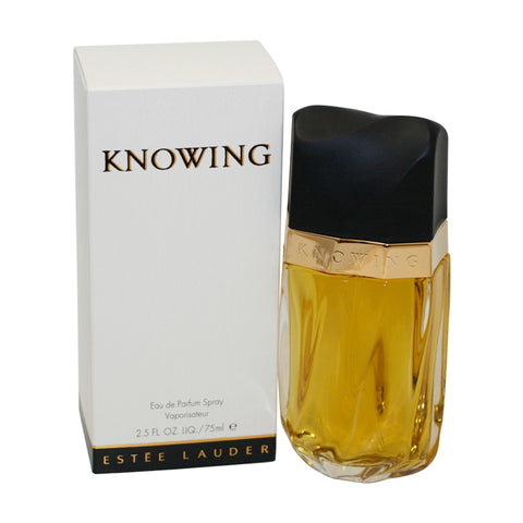 KN14 - Knowing Eau De Parfum for Women - 2.5 oz / 75 ml Spray