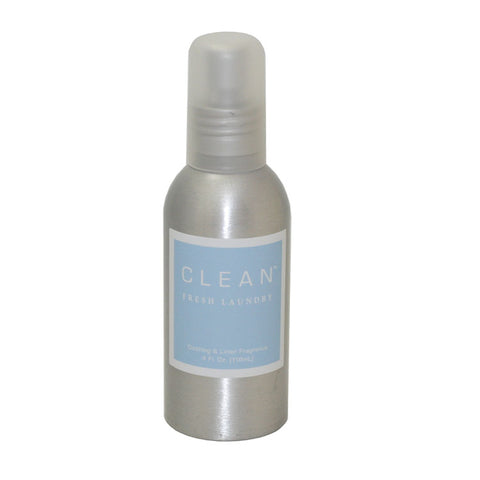 CLE66W - Clean Fresh Laundry Clothing & Linen Fragrance Spray for Women - 4 oz / 118 ml