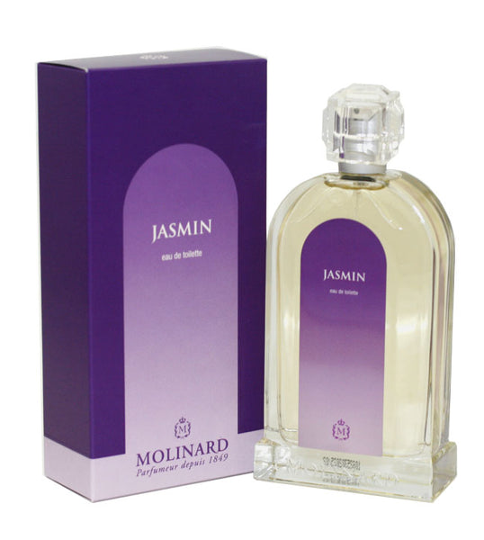 JAS34 - Jasmin De Molinard Eau De Toilette for Women - Spray - 3.3 oz / 100 ml