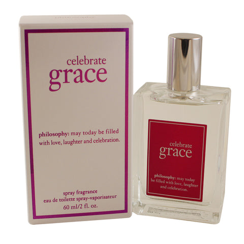 CG22 - Celebrate Grace Eau De Toilette for Women - 2 oz / 60 ml Spray