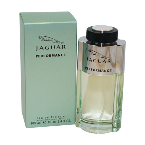 JAG80M - Jaguar Performance Eau De Toilette for Men - 3.4 oz / 100 ml Spray