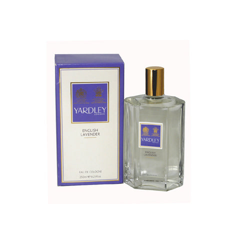 YAR82 - Yardley English Lavender Eau De Cologne for Unisex - 8.25 oz / 250 ml