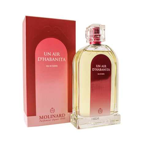 UN10W-F - Un Air D'Habanita Eau De Toilette for Women - 3.3 oz / 100 ml Spray