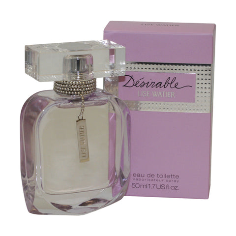 DES18 - Desirable Eau De Toilette for Women - Spray - 1.7 oz / 50 ml