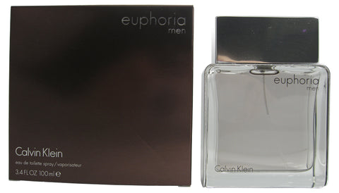 EUP14M - Euphoria Eau De Toilette for Men - 3.4 oz / 100 ml Spray