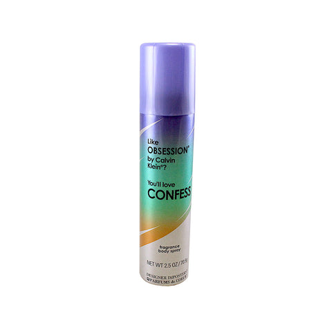 CON11 - Confess Deodorant for Women - 2.5 oz / 75 ml