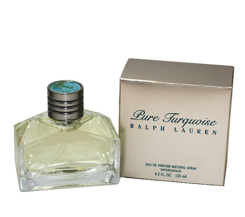PUR44 - Pure Turquoise Eau De Parfum for Women - Spray - 4.2 oz / 125 ml