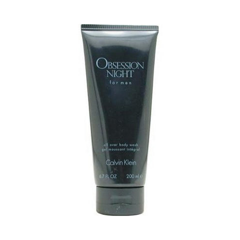 OB758M - Obsession Night All Over Body Wash  for Men - 6.7 oz / 200 ml