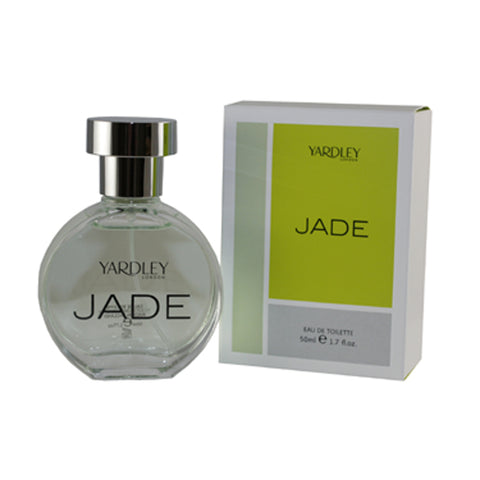 YAJ10 - Yardley Jade Eau De Toilette for Women - 1.7 oz / 50 ml Spray