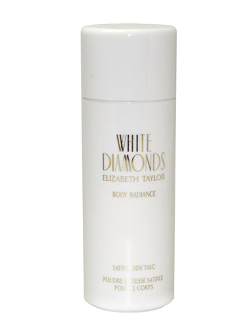 WH888 - White Diamonds Talc for Women - 3 oz / 90 g