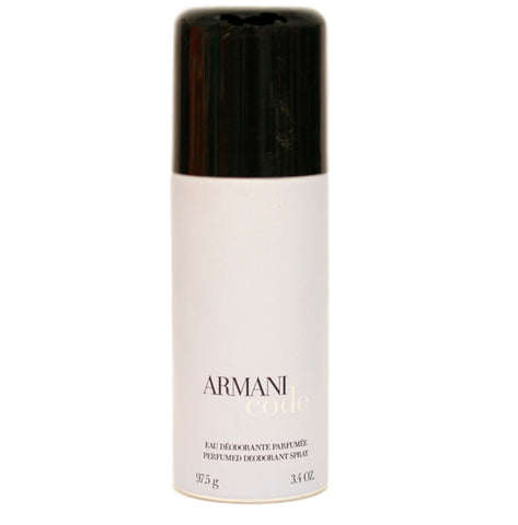 ARC313 - Armani Code Pour Femme Deodorant for Women - Spray - 3.4 oz / 100 ml