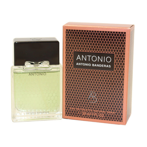 ANT10M - Antonio Eau De Toilette for Men - Spray - 1 oz / 30 ml