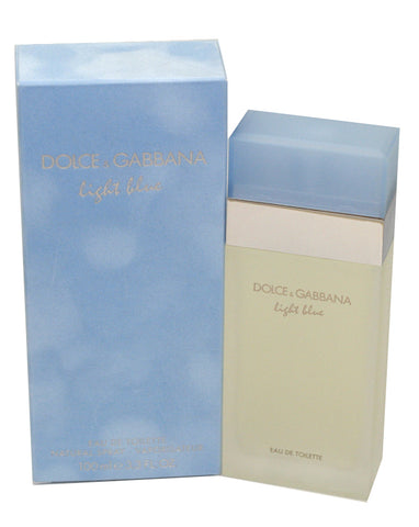 DO14 - Dolce & Gabbana Dolce & Gabbana Light Blue Eau De Toilette for Women 3.3 oz / 100 ml Spray