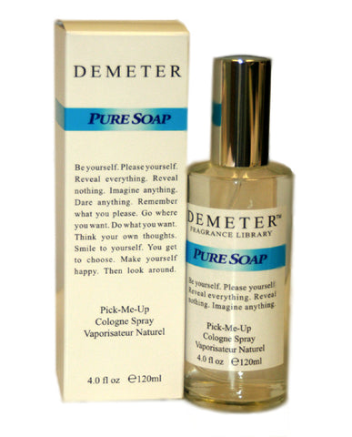 DEM45 - Pure Soap Cologne for Women - 4 oz / 120 ml Spray