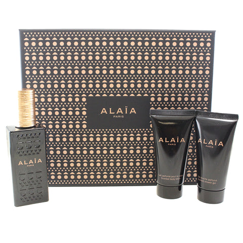 ALAL34 - Alaia 3 Pc. Gift Set for Women