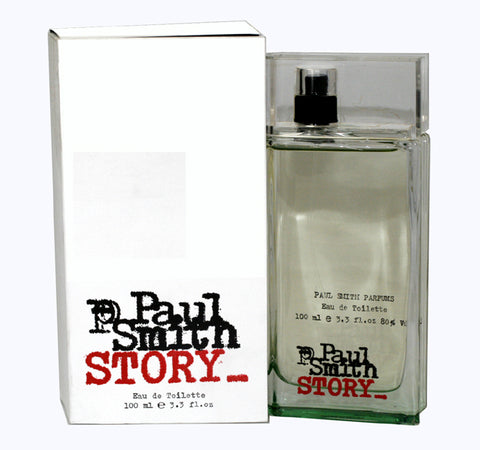 PA888M - Paul Smith Story Eau De Toilette for Men - Spray - 3.3 oz / 100 ml