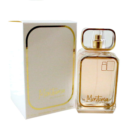 MON80 - Montana 80S Eau De Parfum for Women - 3.3 oz / 100 ml Spray