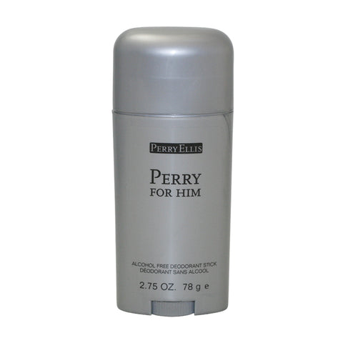 PEH45M - Perry For Him Deodorant for Men - Stick - 2.75 oz / 85 g - Alcohol Free