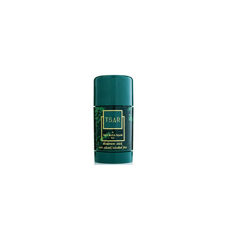 TS30M - Tsar Deodorant for Men - Stick - 2.5 oz / 75 g - Alcohol Free