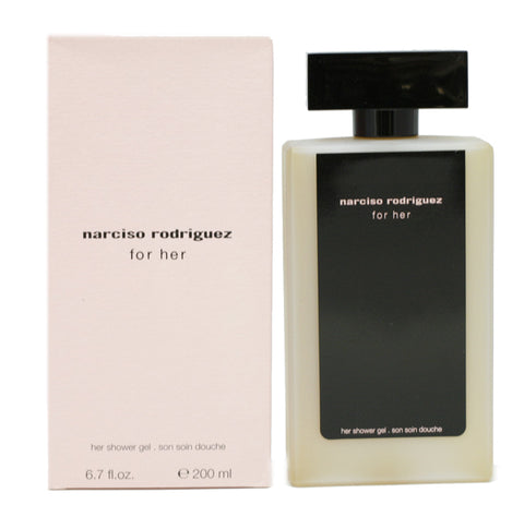 NAR69 - Narciso Rodriguez Shower Gel for Women - 6.7 oz / 200 ml