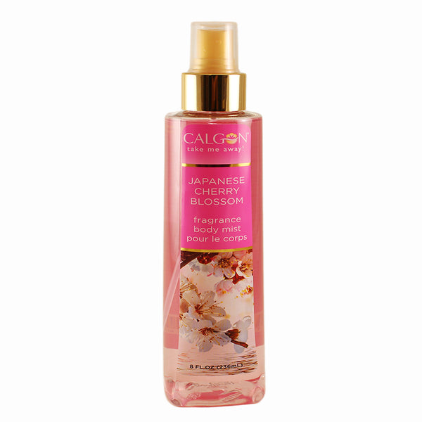 JCB9 - Calgon Japanese Cherry Blossom Body Mist for Women - 8 oz / 236 ml