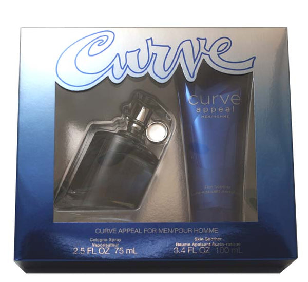 CA26M - Curve Appeal 2 Pc. Gift Set for Men
