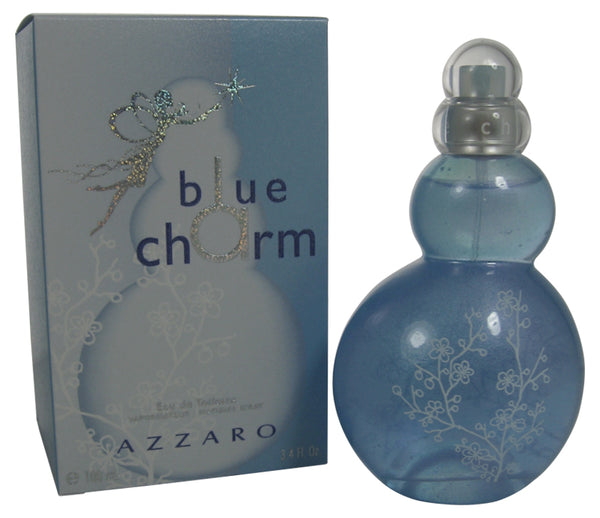 AZC12 - Azzaro Blue Charm Eau De Toilette for Women - Spray - 3.4 oz / 100 ml
