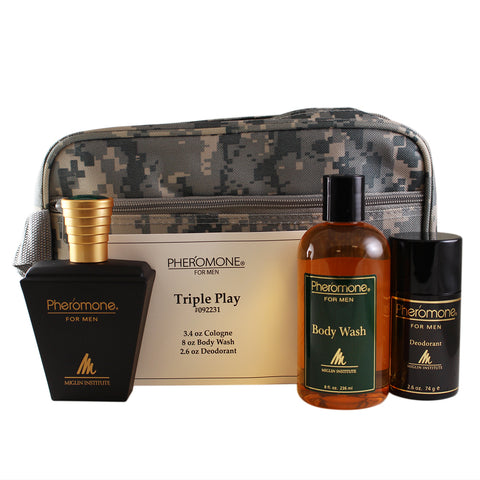 PH67M - Pheromone 4 Pc. Gift Set for Men