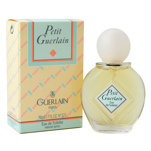 PET97-P - Petit Guerlain Eau De Toilette for Women - Spray - 1.7 oz / 50 ml