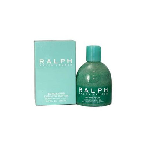 RA538 - RALPH LAUREN Ralph Scrub Dub Exfoliating Body Gel for Women | 6.7 oz / 200 ml