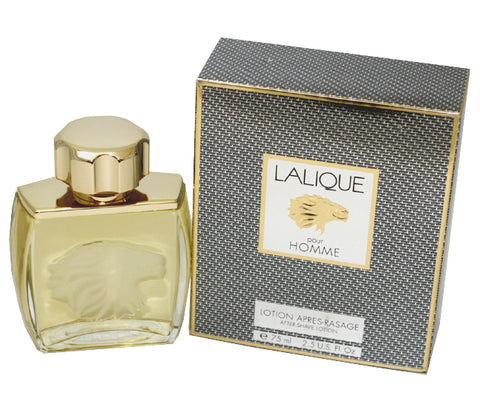 LA557M - Lalique Aftershave for Men - Lotion - 2.5 oz / 75 ml