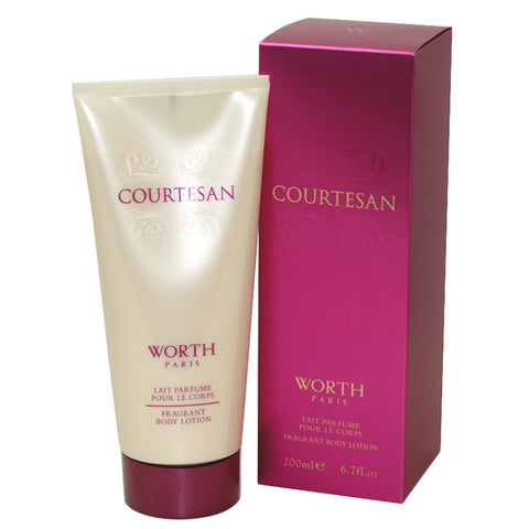 COU33 - Courtesan Body Lotion for Women - 6.7 oz / 200 g