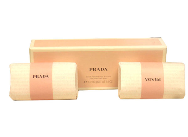 PAR25 - Prada Soap for Women - 2 Pack - 3.5 oz / 105 ml