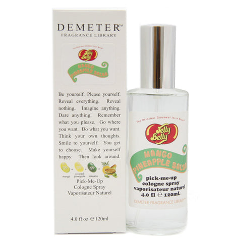 JELL14 - Jelly Belly Pineapple Mango Cologne for Women - Spray - 4 oz / 120 ml