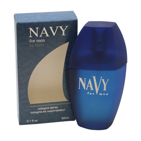 NAV919M - Navy Cologne for Men - 3.1 oz / 92 ml Spray