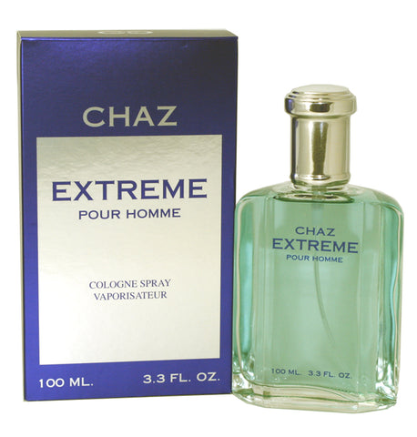 CHA10M-F - Chaz Extreme Cologne for Men - Spray - 3.3 oz / 100 ml