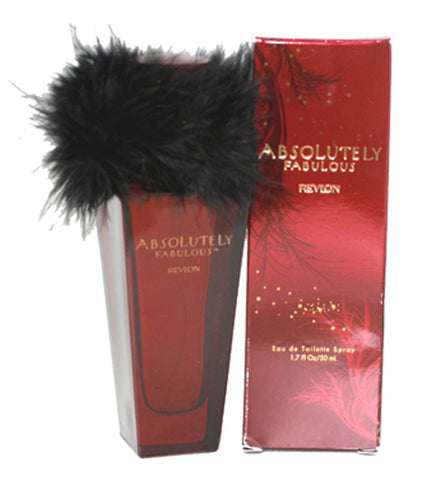 ABS19W-X - Absolutely Fabulous Eau De Toilette for Women - Spray - 1.7 oz / 50 ml