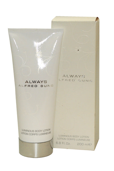 ASA31 - Alfred Sung Always Body Lotion for Women - 6.8 oz / 200 ml