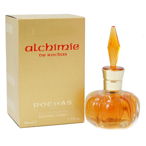 AL20 - Rochas Alchimie Parfum for Women | 0.5 oz / 15 ml (mini) - Splash
