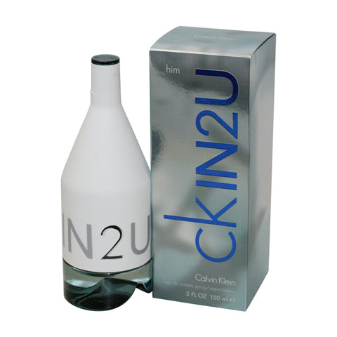 CKI27M - Ck In2U Eau De Toilette for Men - 5 oz / 150 ml