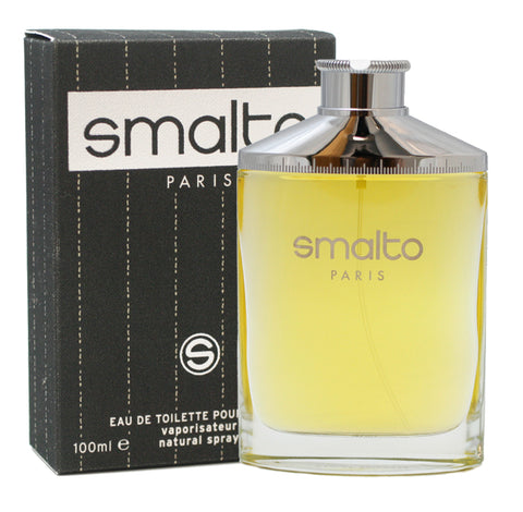 SM11M - Smalto Eau De Toilette for Men - Spray - 3.4 oz / 100 ml