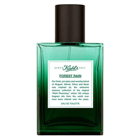 KFR12 - Kiehl'S Forest Rian Eau De Toilette for Unisex - Spray - 1.7 oz / 50 ml - Unboxed