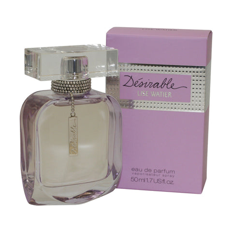 DES17 - Desirable Eau De Parfum for Women - Spray - 1.7 oz / 50 ml