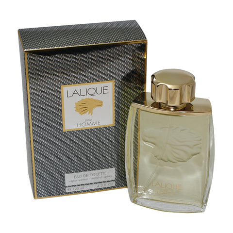 LA50M - Lalique Eau De Toilette for Men - 4.2 oz / 125 ml Spray